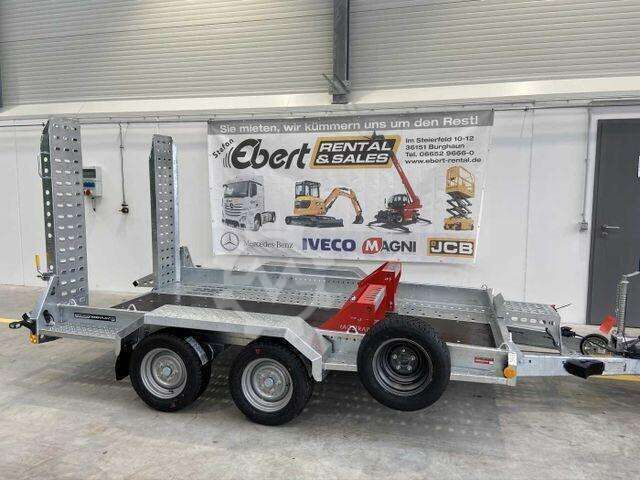 Brian James Trailers Cargo Digger Plant 2 / opt. Tracstrap / 2.700kg