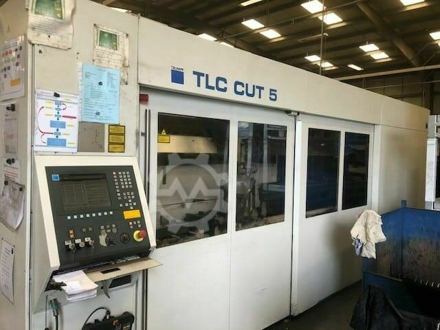 Trumpf TLC CUT 5