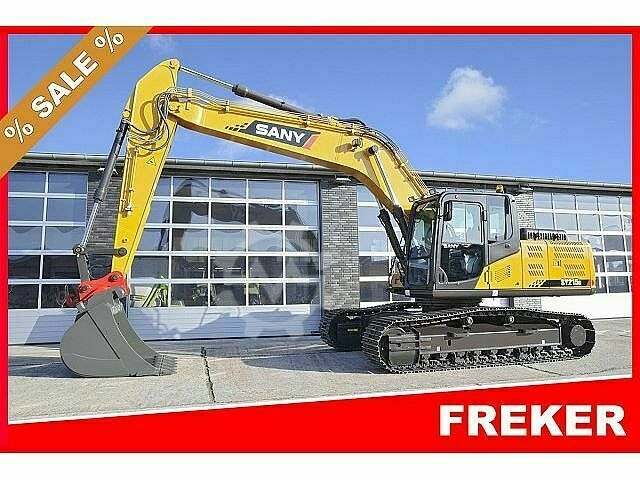 Caterpillar kein 320, Sany SY215C .. volle Hyd .. NEW - NEW