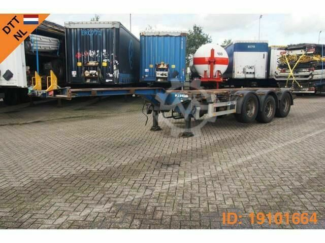 Pacton Polyvalent skelet 20 30 40 45 ft