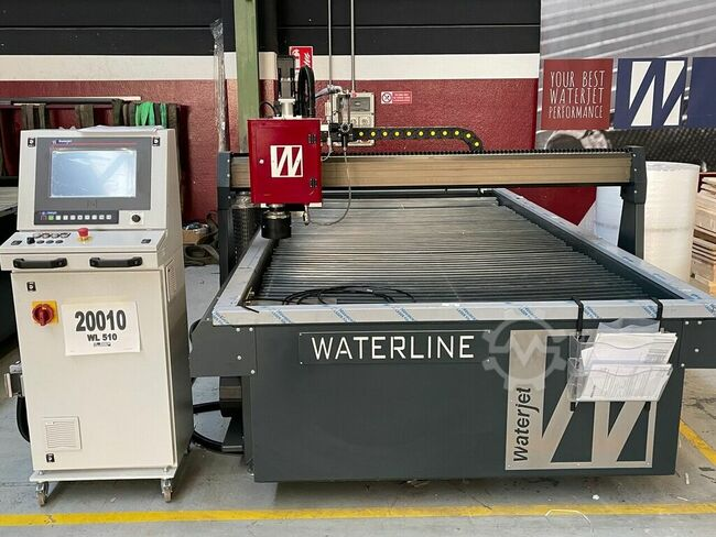 Waterjet Corporationen Waterline
