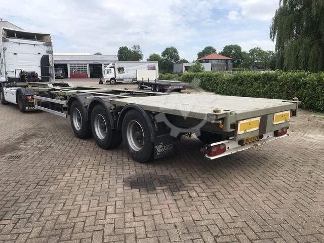 Sonstige/Other Diversen H.F.R. SB 240 containerchassis