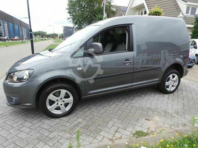 VW Caddy 2.0 TDI 140pk DSG 4 MOTION Airco,Cruise,Navi