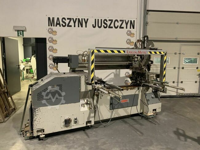 CALPE TH-3-1200 CNC LOCATELLI
