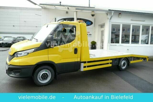 Iveco Daily 35S18 P Abschleppwagen Navi,