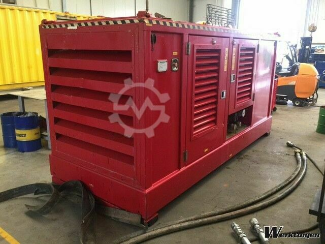 DEGRA 295 kW Powerpack