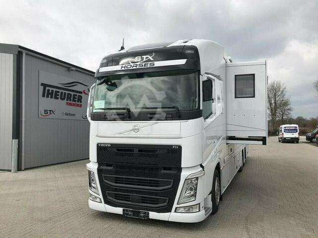 Volvo FH 540 STX 6 Pferde Dop POP OUT, POP+UP VOLL