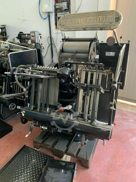 Heidelberg T tigel