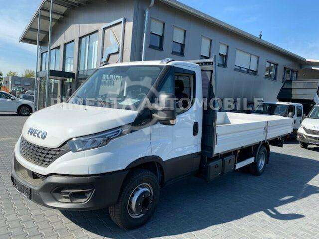 Iveco Daily 70C18/P Luftfd/NAVI/Stahl PritscheAHK1,99%