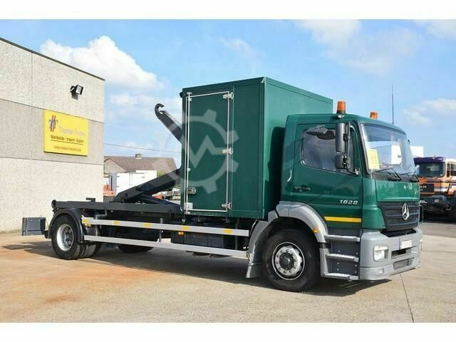 Mercedes-Benz Axor 1928 4x2 CONTAINER SYSTEEM CONTAINER SISTEEM