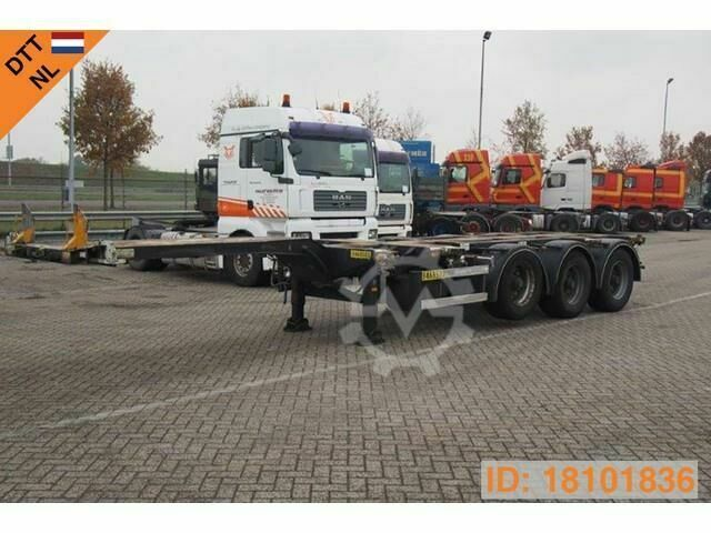 Sonstige/Other D Tec Polyvalent chassis 20 30 40 45 ft