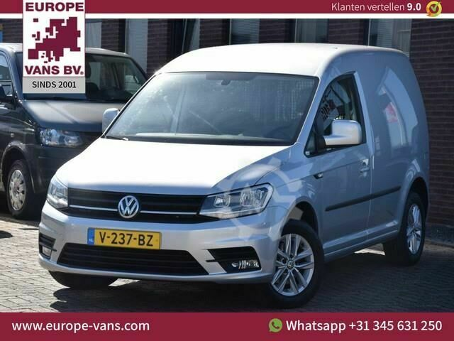 VW Caddy 2.0 TDI DSG Automaat Highline Navi 01 2017