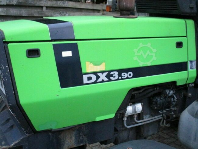 Deutz-Fahr  Stickerset DX 3.10 3.30 3.50 3.60 3.70 3.90 4.30