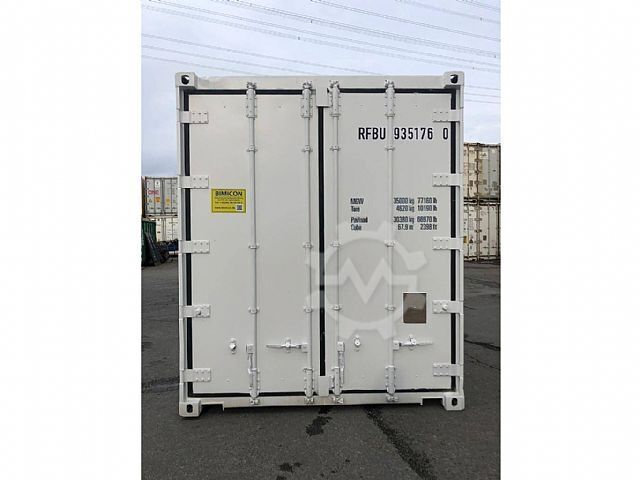 Sonstige/Other 40 Fuß High Cube Kühlcontainer TK Reefer