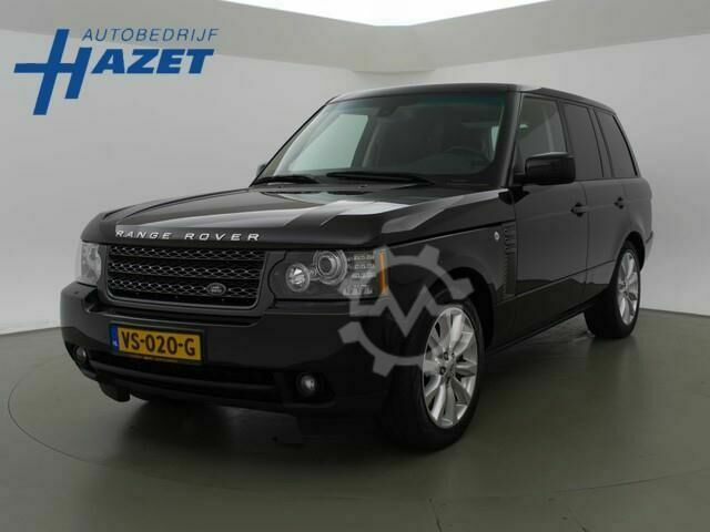 Sonstige/Other Land Rover Range Rover 4.4 TDV8 313 PK VOGUE GRIJS