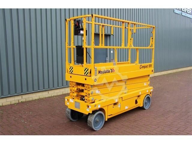 Haulotte COMPACT 10N Electric, 10m Working Height, Non mark