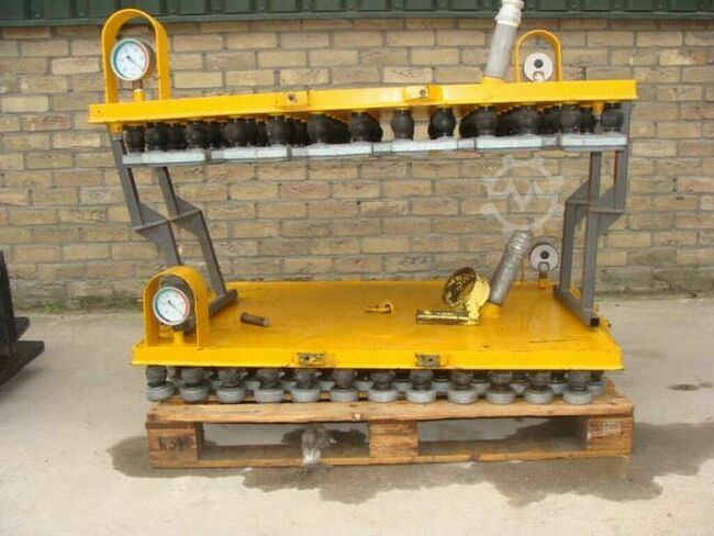 Gardner-Denver vacuum unit for stones/plates RFL90