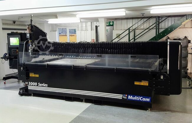 MultiCam 3.000 Series 305-Waterjet