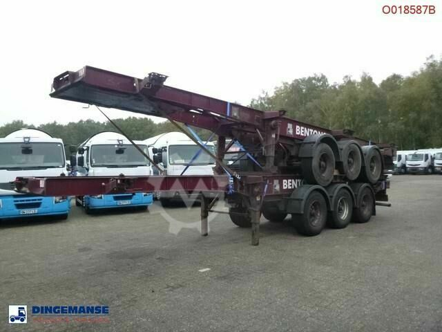 Sonstige/Other Dennison Stack 2 x container trailer 20 30 40 f