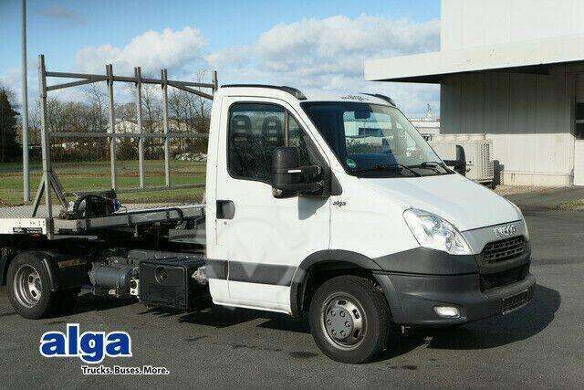 Iveco 40C35 X Tension/Tieflader/Rampe/112 Tkm./Euro 5