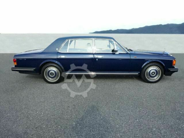 Sonstige/Other Rolls Royce Silver Spur II Limousine Silver Spur