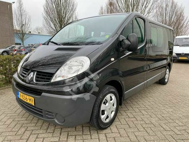 Renault Trafic 2.0 dCi T29 L2H1 DC airco / dubbel cabine /
