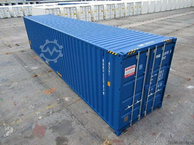 Sonstige/Other 40` HC neu Seecontainer Lagercontainer