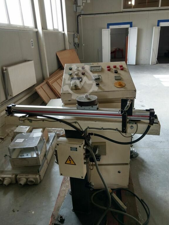 WENTZKY Lapping machine PL DPA