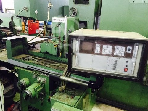 LOG-O-MATIC LFS 5020 CNC (500x220 mm)