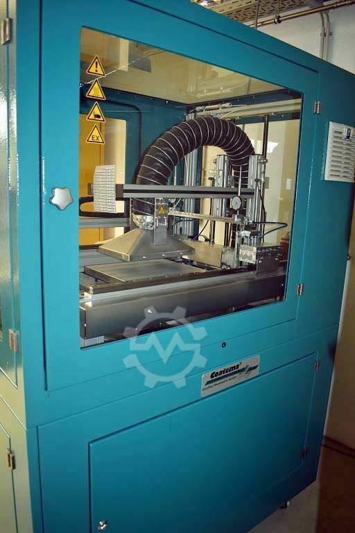 COATEMA EASY COATER EC 66