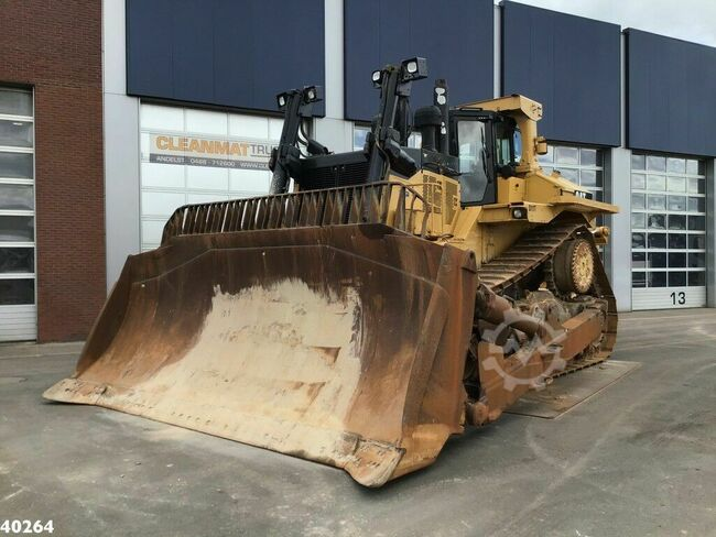 Caterpillar D11 Dozer + Ripper + EPA