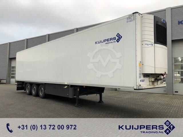 Schmitz Cargobull 3 as / Liftas / Carrier Koeler / Blumen Flowers B