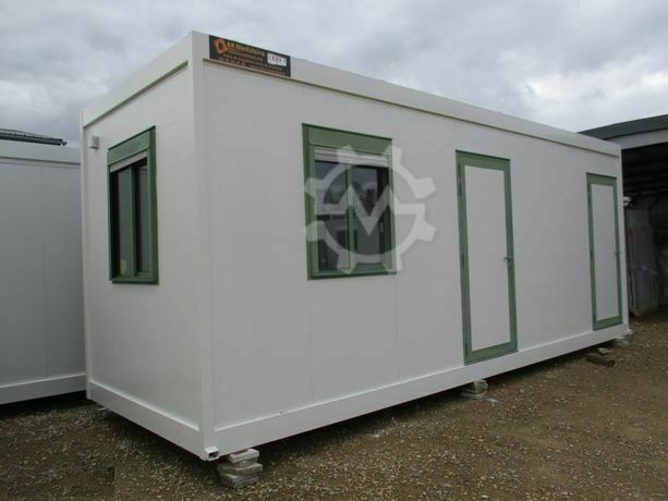 USED OFFICE CONTAINER (DIM. 6.00 X 3.00