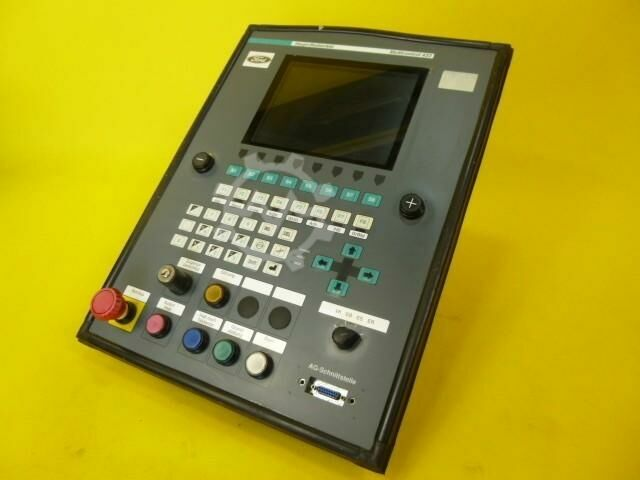 Synatec ELECTRONIC Multicontrol 433 Panel
