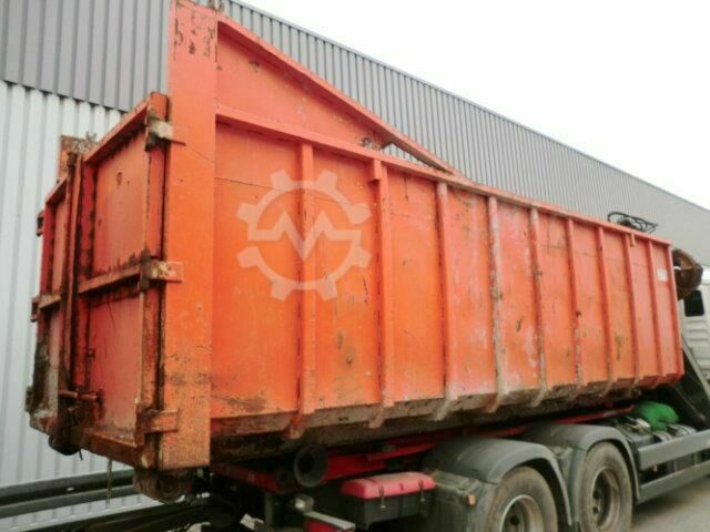 Sonstige/Other Andere Abrollcontainer 6.50 m