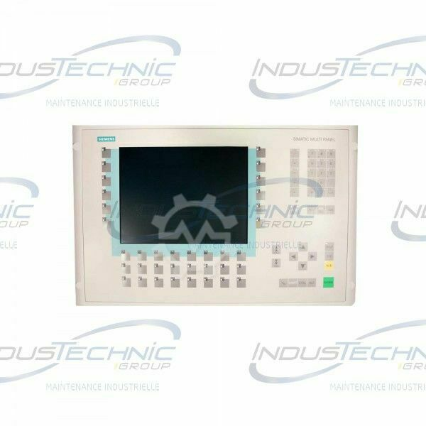 SIEMENS Multi Panel MP270B Key-10 TFT