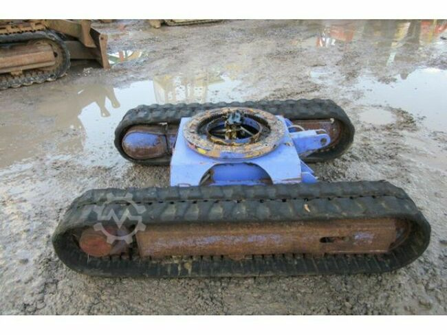 Undercarriage onderwagen minigraver