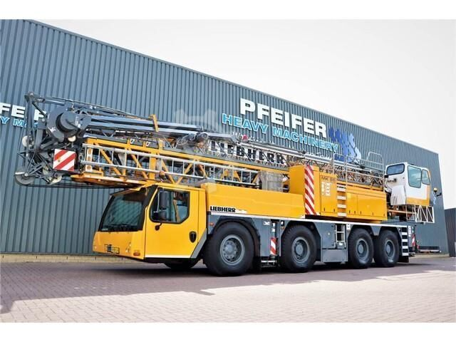 Liebherr MK88 PLUS Valid Inspection, 45 m Flight, 8t Cap, P
