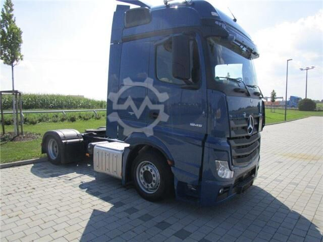 Mercedes-Benz Actros 1845 LS nRL Abstandsreg. Temp.*BigSpace*Re