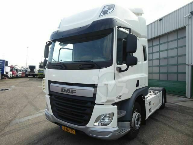 DAF CF 85 400,Super Space Cab, SSC, euro 6 Toplights