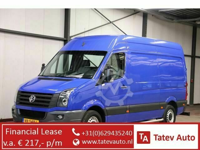 VW Crafter 35 2.0 TDI L2H2 AIRCO CRUISE CONTROL