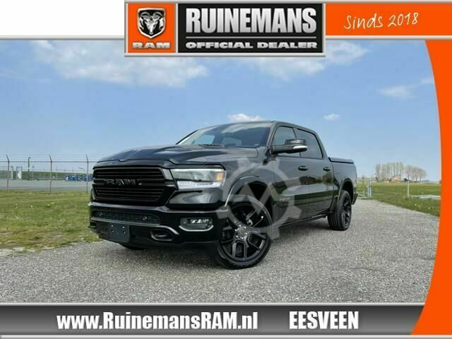 Dodge RAM 5.7 V8 HEMI LARAMIE SPORT 2021 MODEL NIGHT PAC