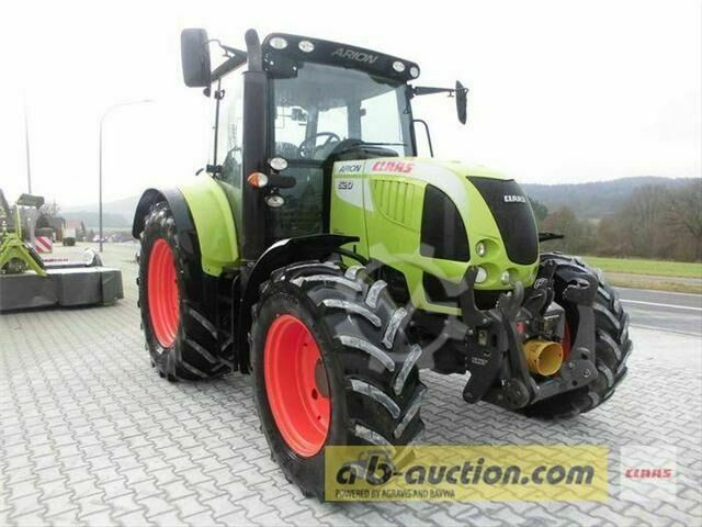 Claas ARION 520 CIS