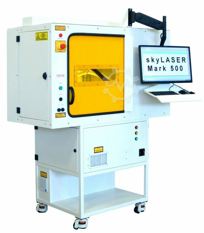 PFEIFER technology skylaser MARK CO2 / Faserlaser