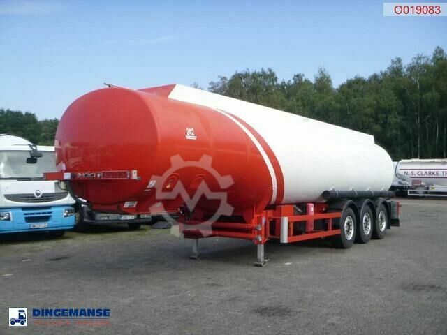 Sonstige/Other Cobo Fuel tank alu 42.4 m3 / 6 comp counter