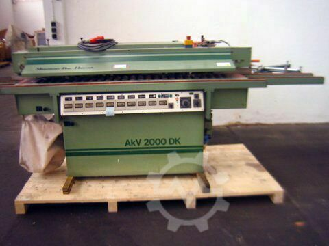 Hebrock AKV 2000 DX
