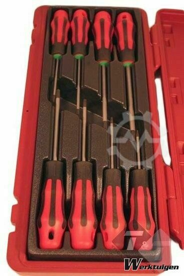 Trailer And Tools Torx schroevendraaierset 8 delig