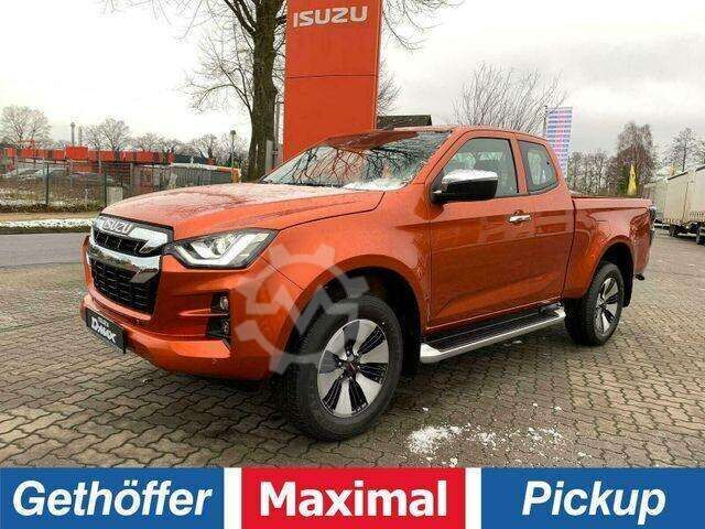 Isuzu new D Max Space Cab LSE AT