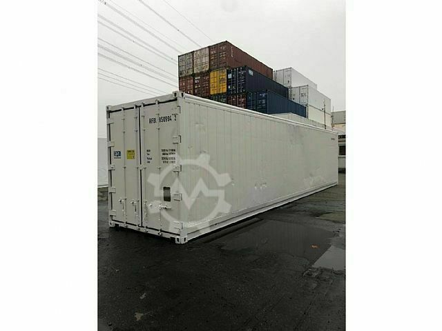 Sonstige/Other 40 Fuß High Cube Seecontainer / Lagercontainer