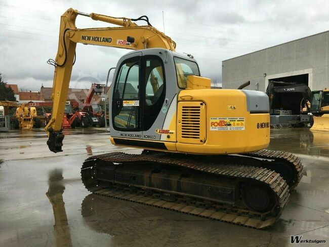 New Holland E135SR-1ES